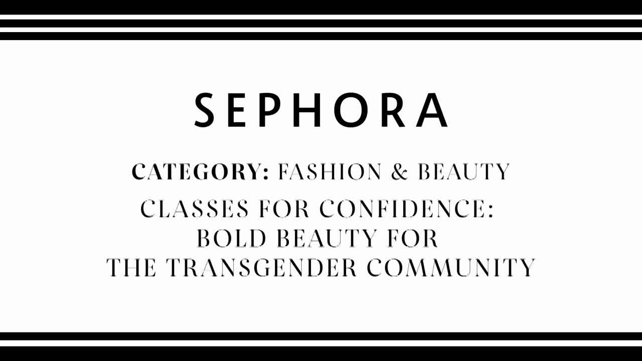 Thumbnail for Classes for Confidence: Bold Beauty for the Transgender Community