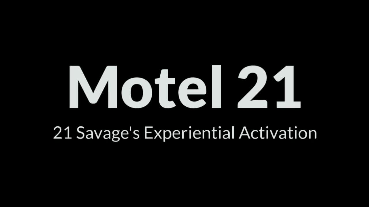 Thumbnail for Motel 21 Activation