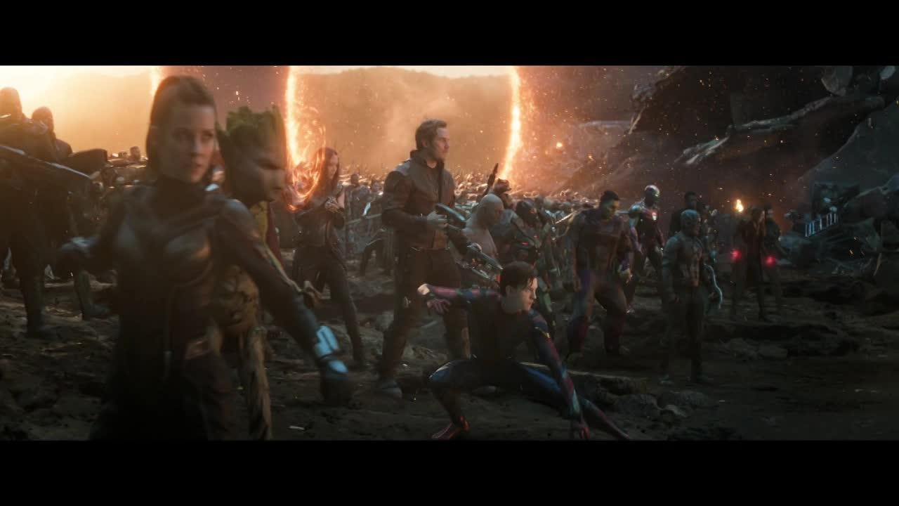 Thumbnail for Avengers: Endgame - Your Heroes