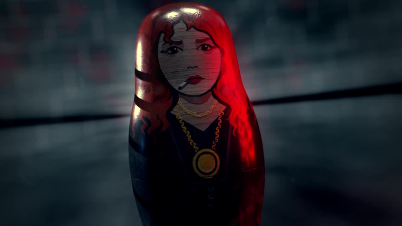 Thumbnail for Russian Doll Date Announce