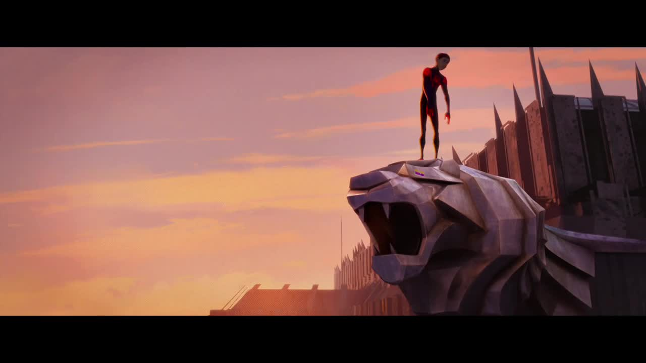 Thumbnail for Spider-Man: Into The Spider-Verse