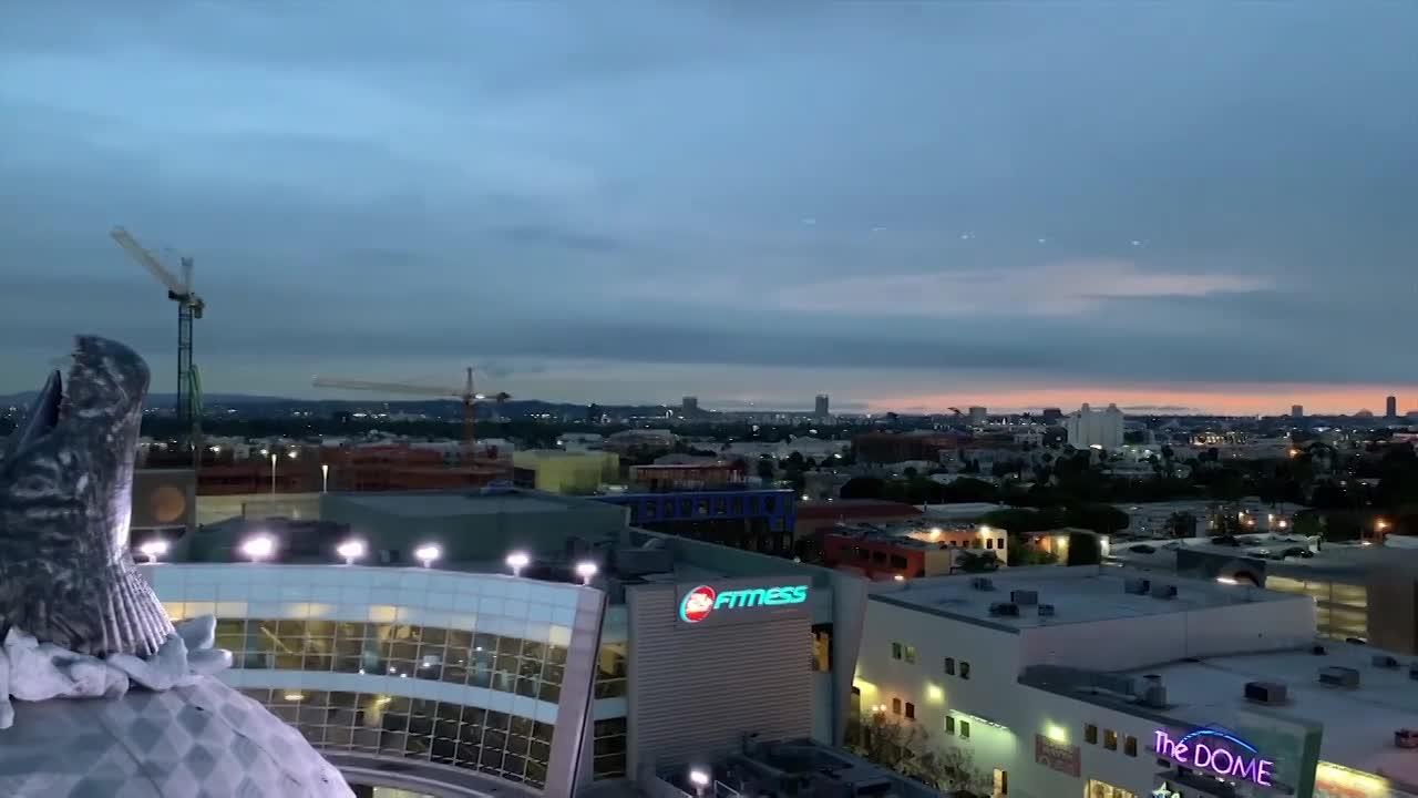 Thumbnail for Godzilla Cinerama Dome Takeover