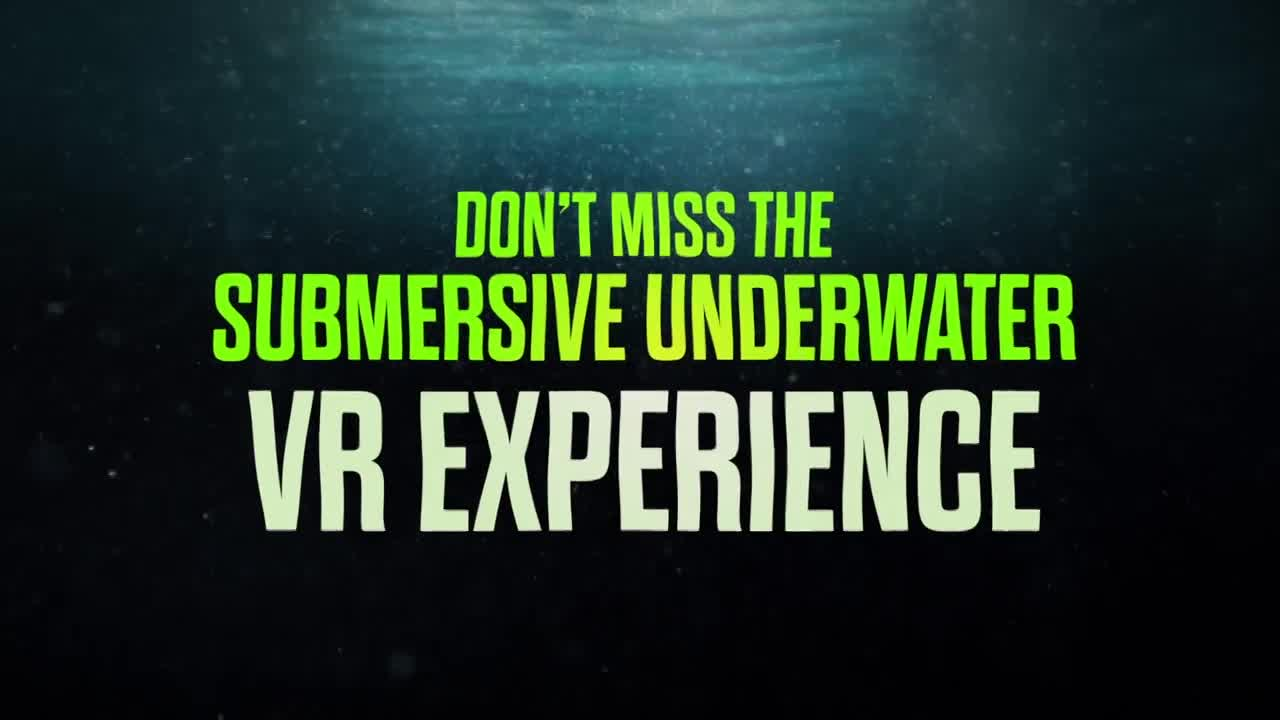 Thumbnail for The Meg: Submersive VR Experience
