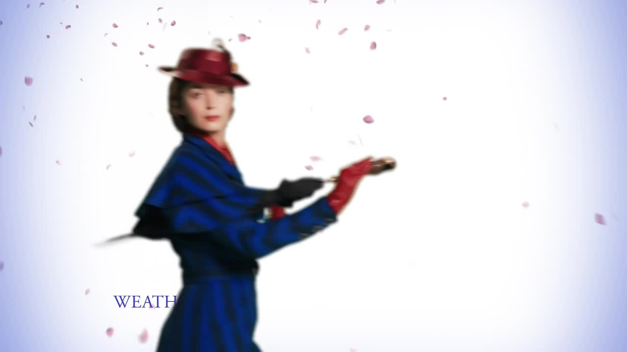 Thumbnail for Mary Poppins Returns - Weather Responsive Bus Shelter