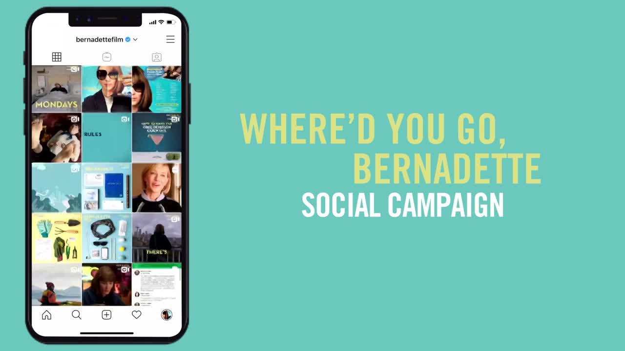 Thumbnail for Where'd You Go, Bernadette