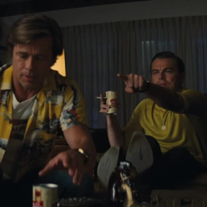 Thumbnail for Once Upon A Time In Hollywood / Kaleidoscope Social