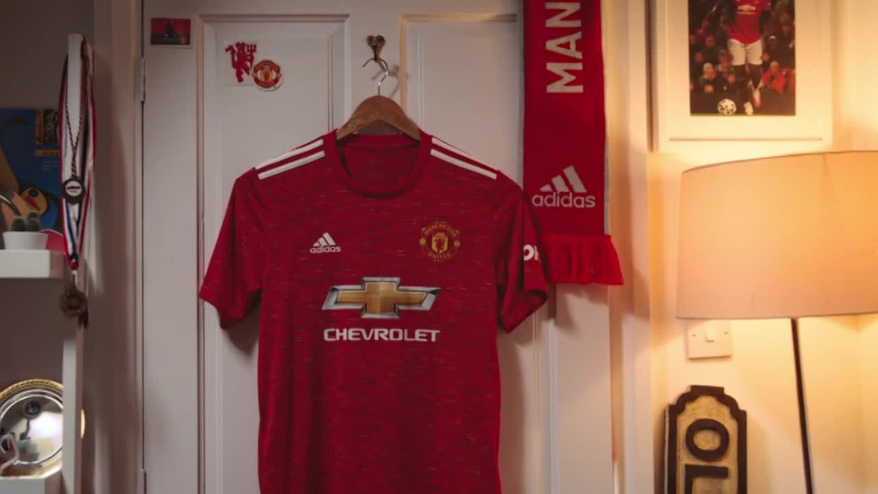 Thumbnail for ADIDAS Manchester United Kit Launch 2020