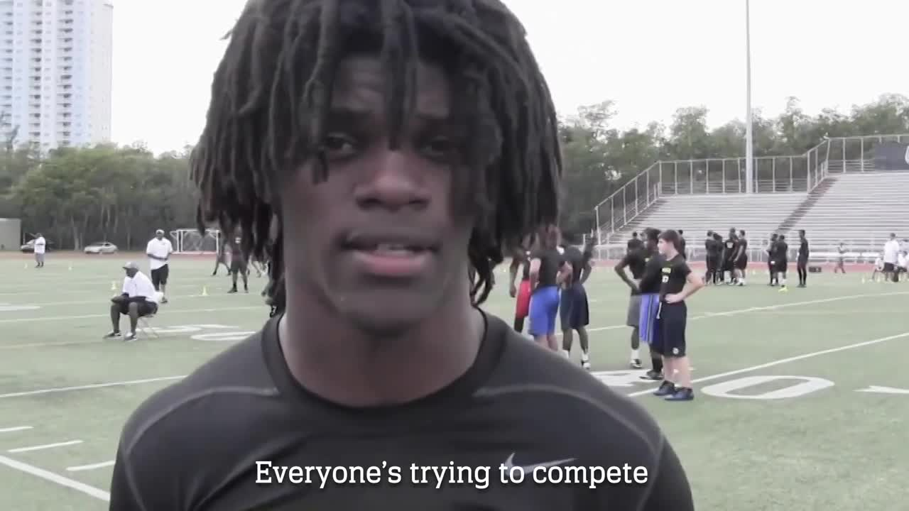 Thumbnail for Lamar Jackson, Long Road to MVP