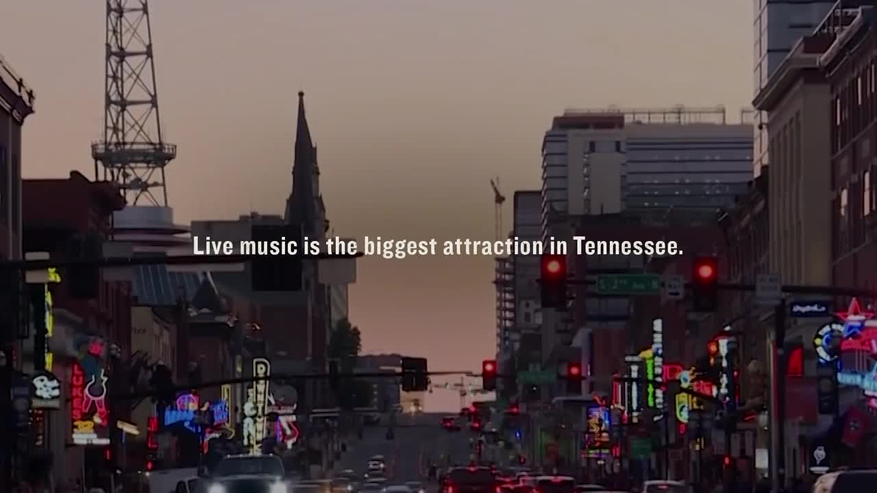 Thumbnail for For the Love of Tennessee, Travel Safe