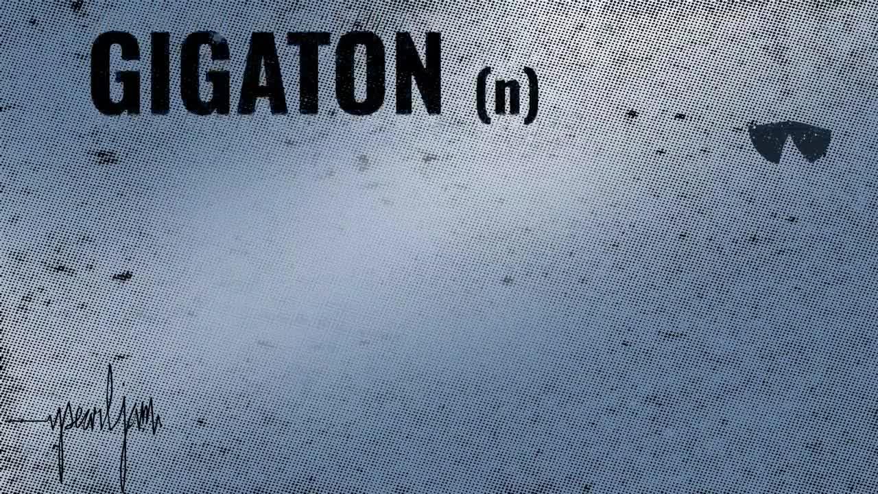 Thumbnail for Pearl Jam 'Gigaton' Album Campaign