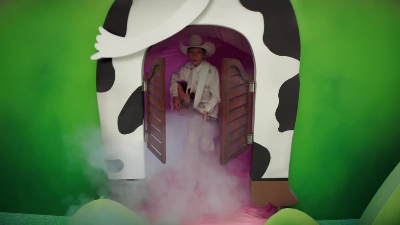 Thumbnail for Cows' Menu