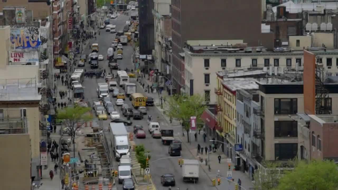 Thumbnail for Sister City NY Installation (Julianna Barwick, Björk)