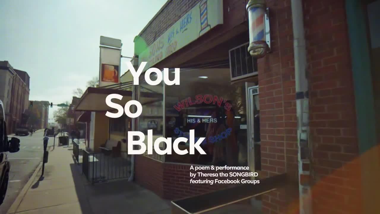 Thumbnail for You So Black