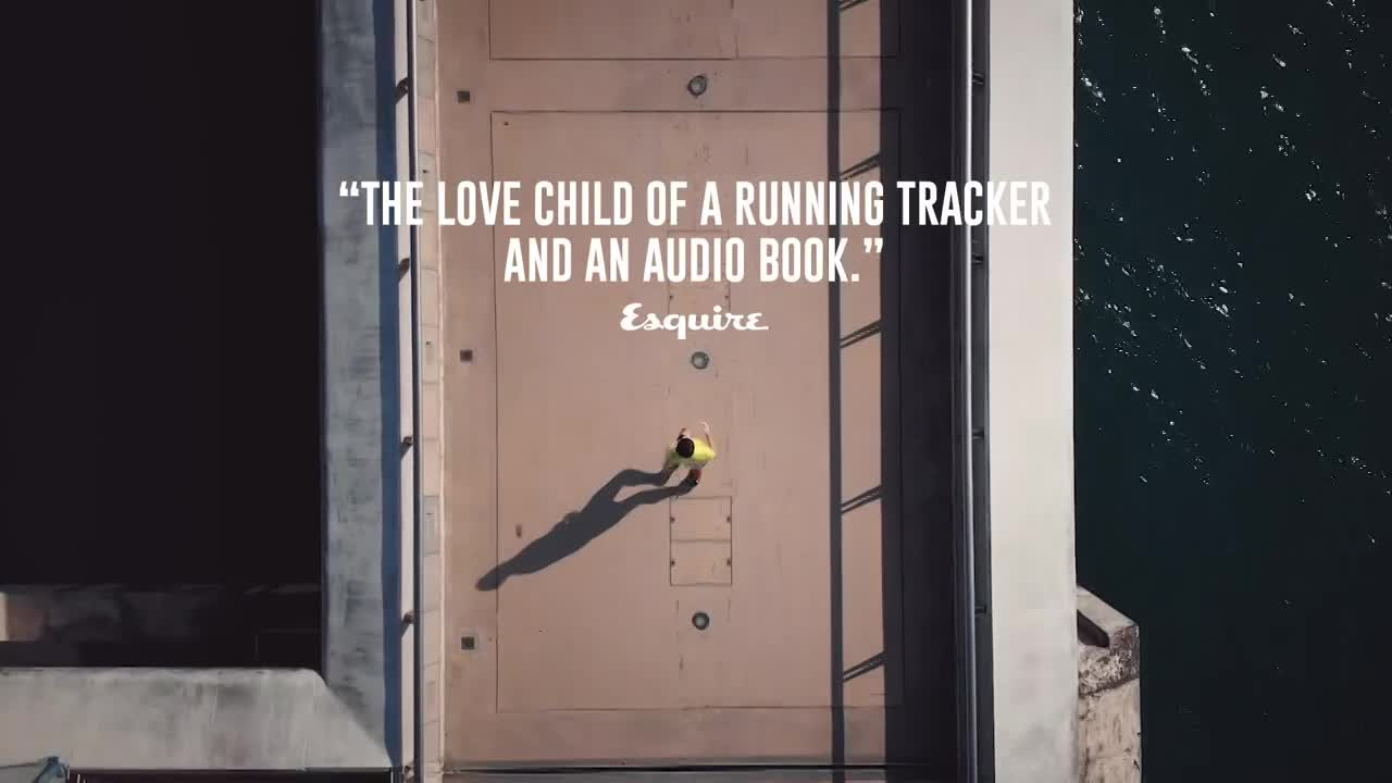 Thumbnail for Running Stories