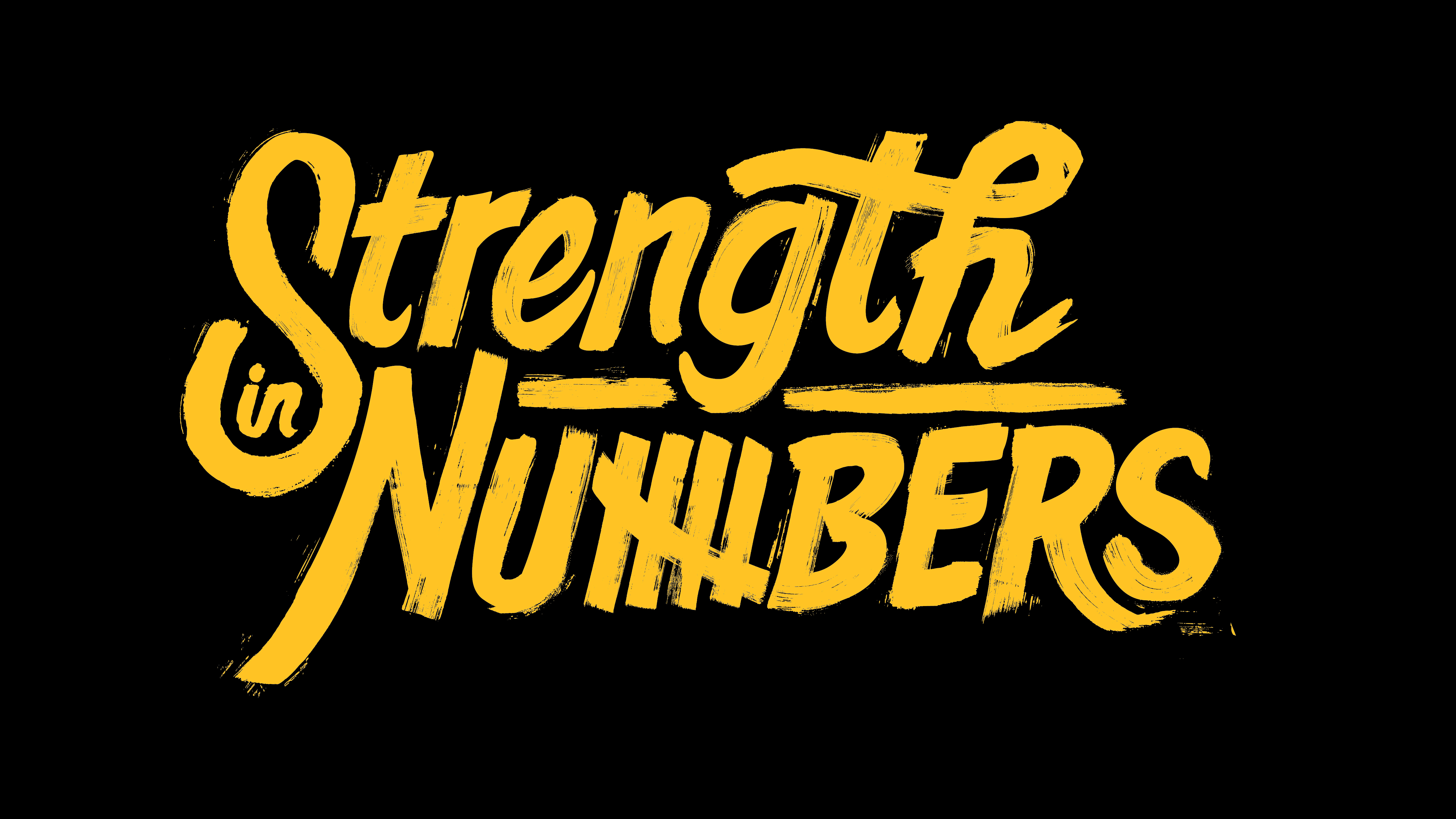 Strength In Numbers 2016 Playoffs Logo  Thumbnail