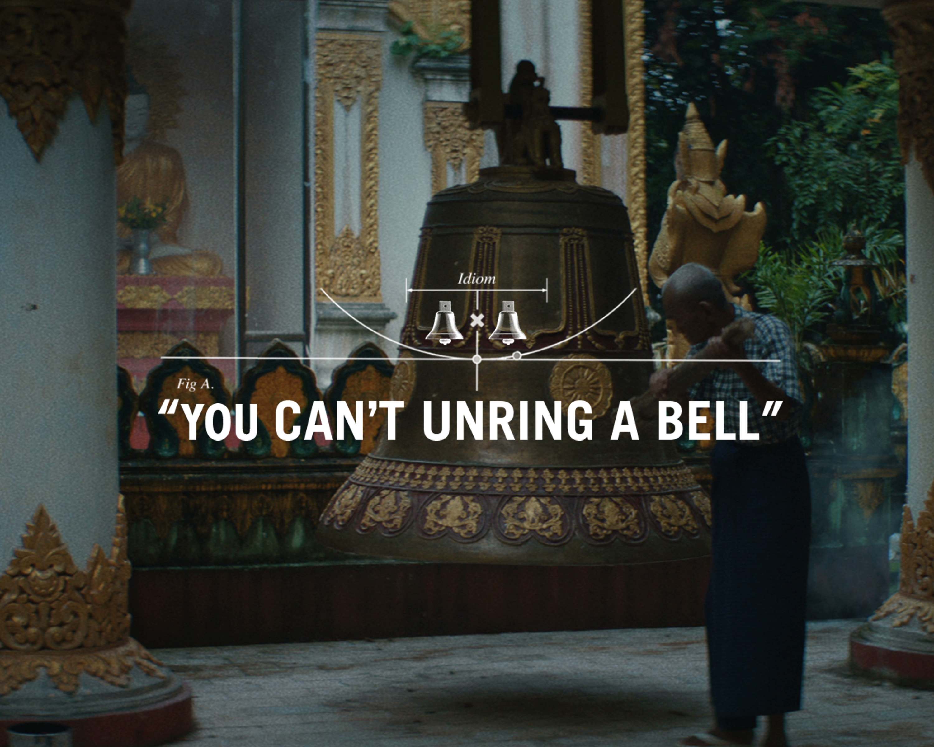 You Can't Unring a Bell Thumbnail