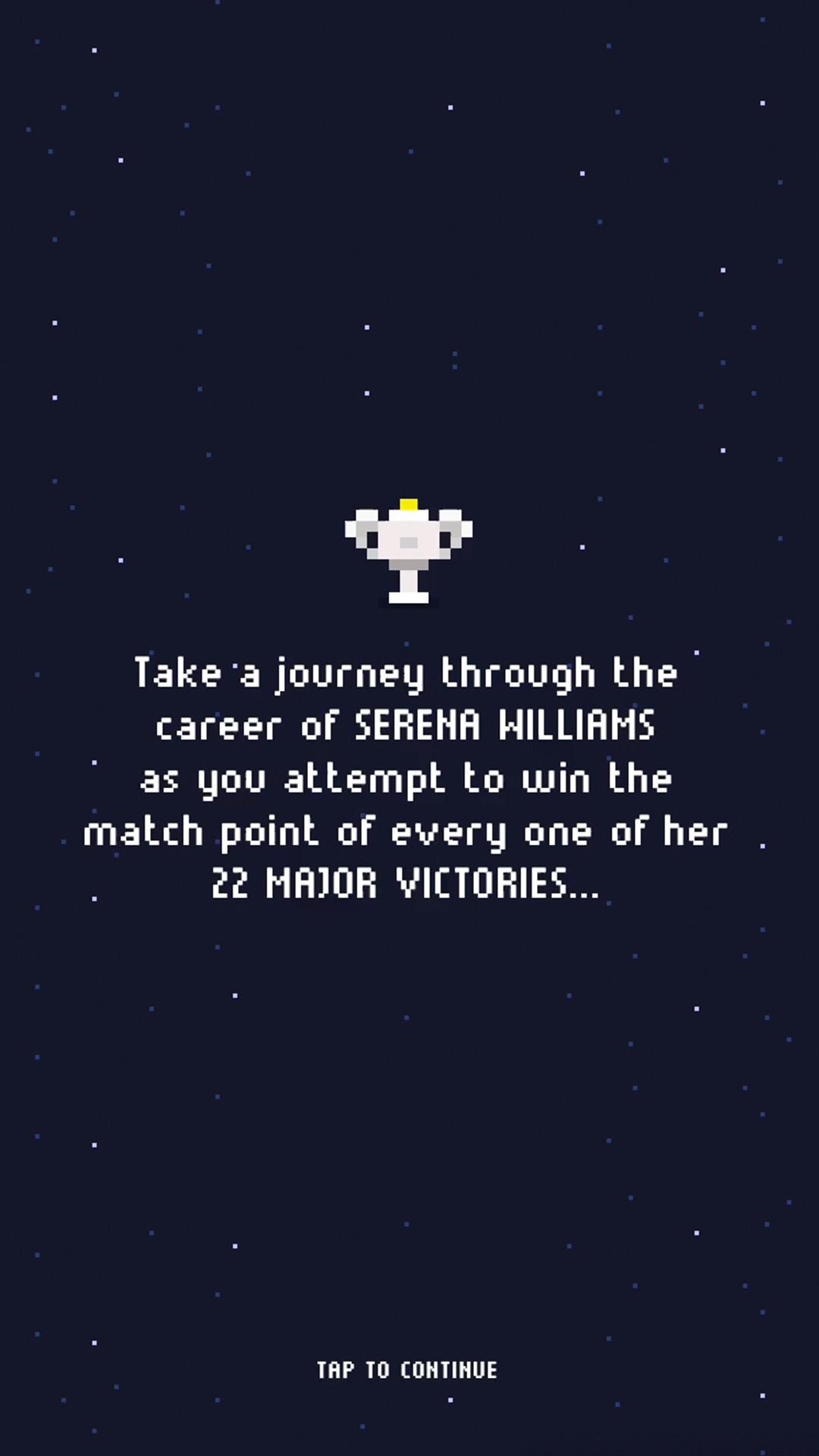 Thumbnail for Serena Williams' Match Point | Gatorade