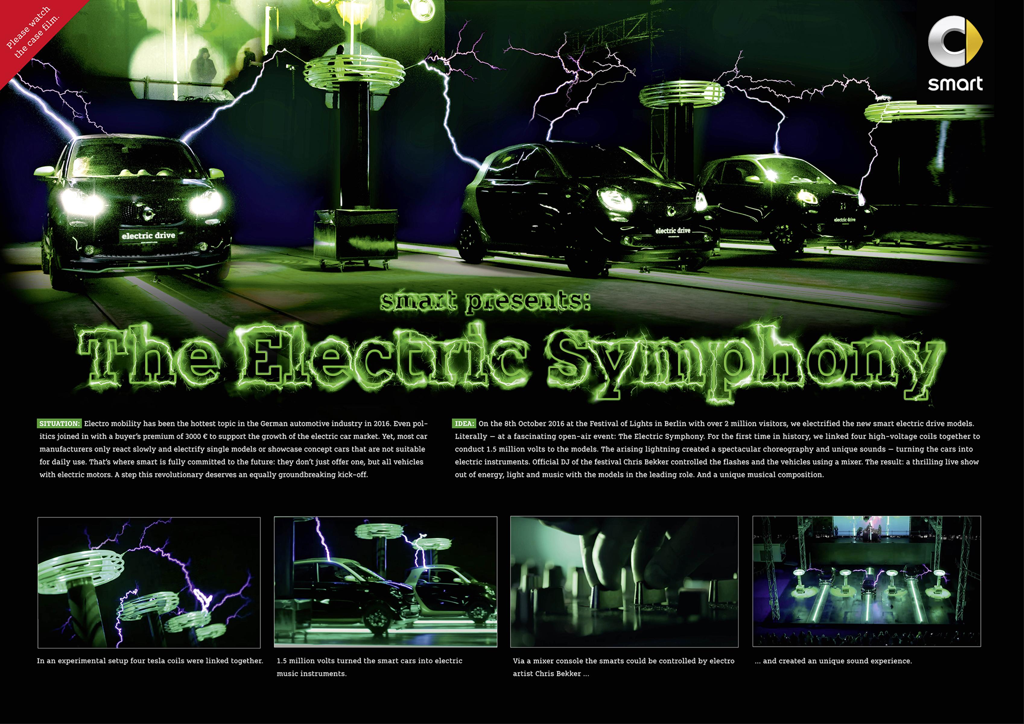 smart electric symphony Thumbnail