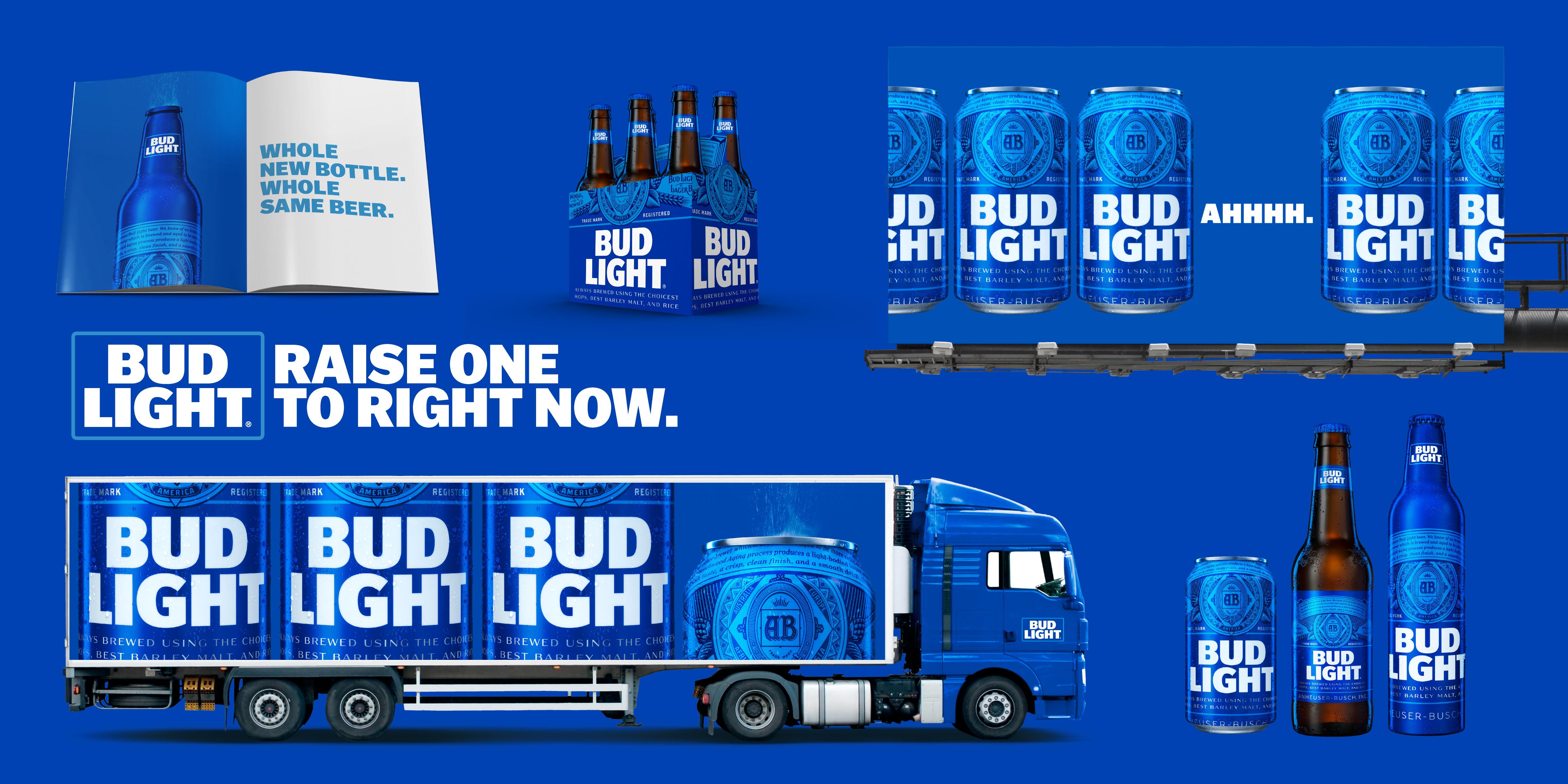 Thumbnail for Bud Light Rebrand