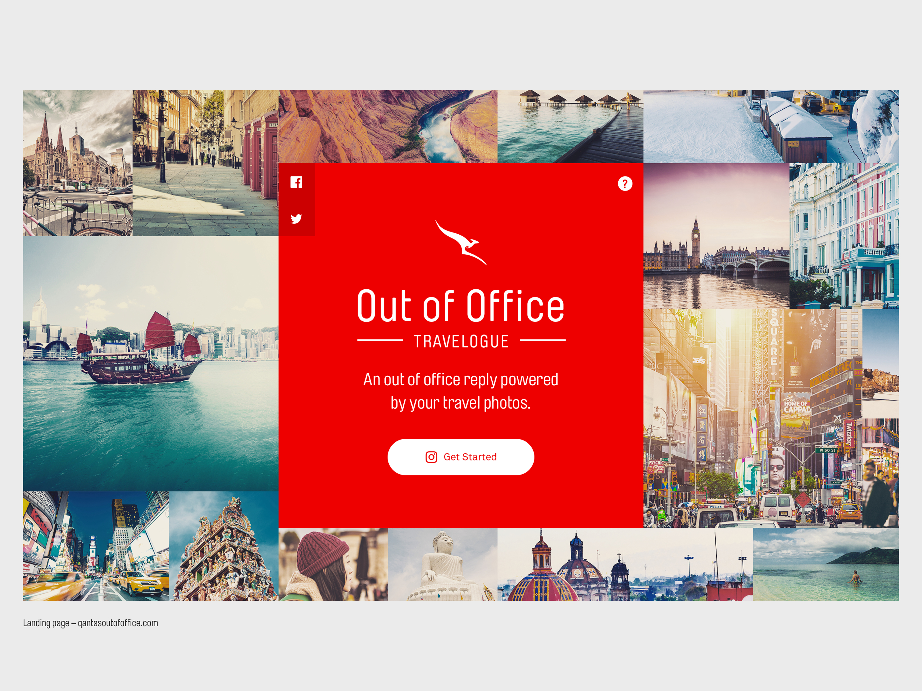 Out Of Office Travelogue  Thumbnail