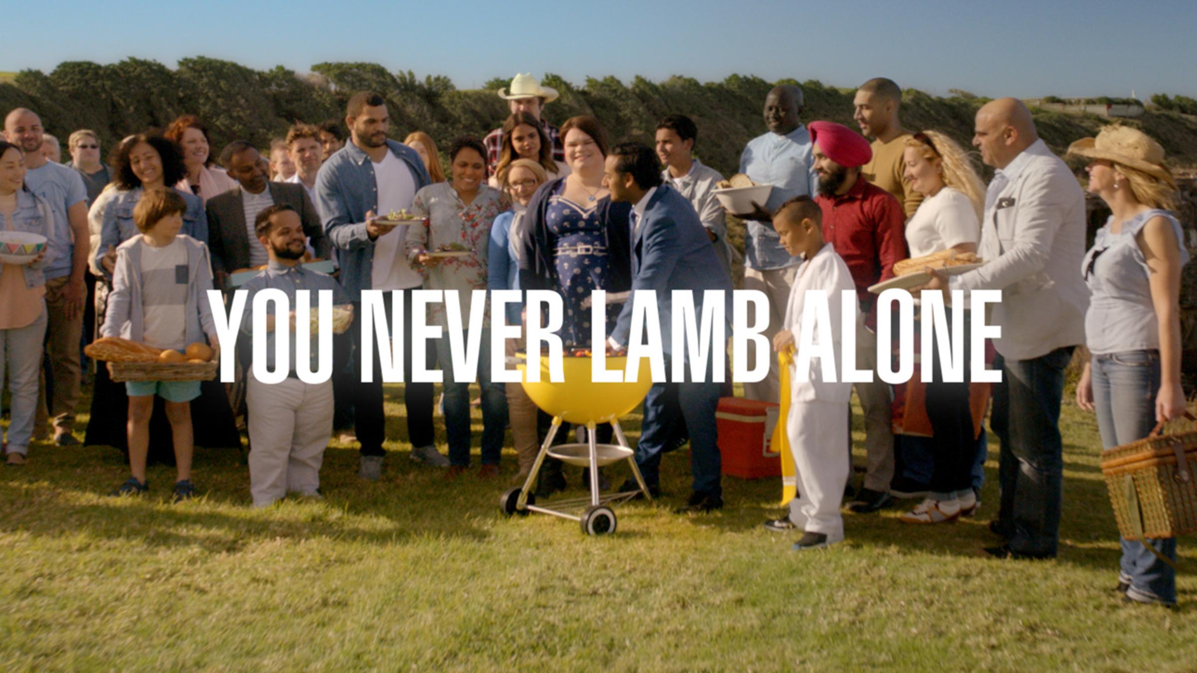 You Never Lamb Alone Thumbnail