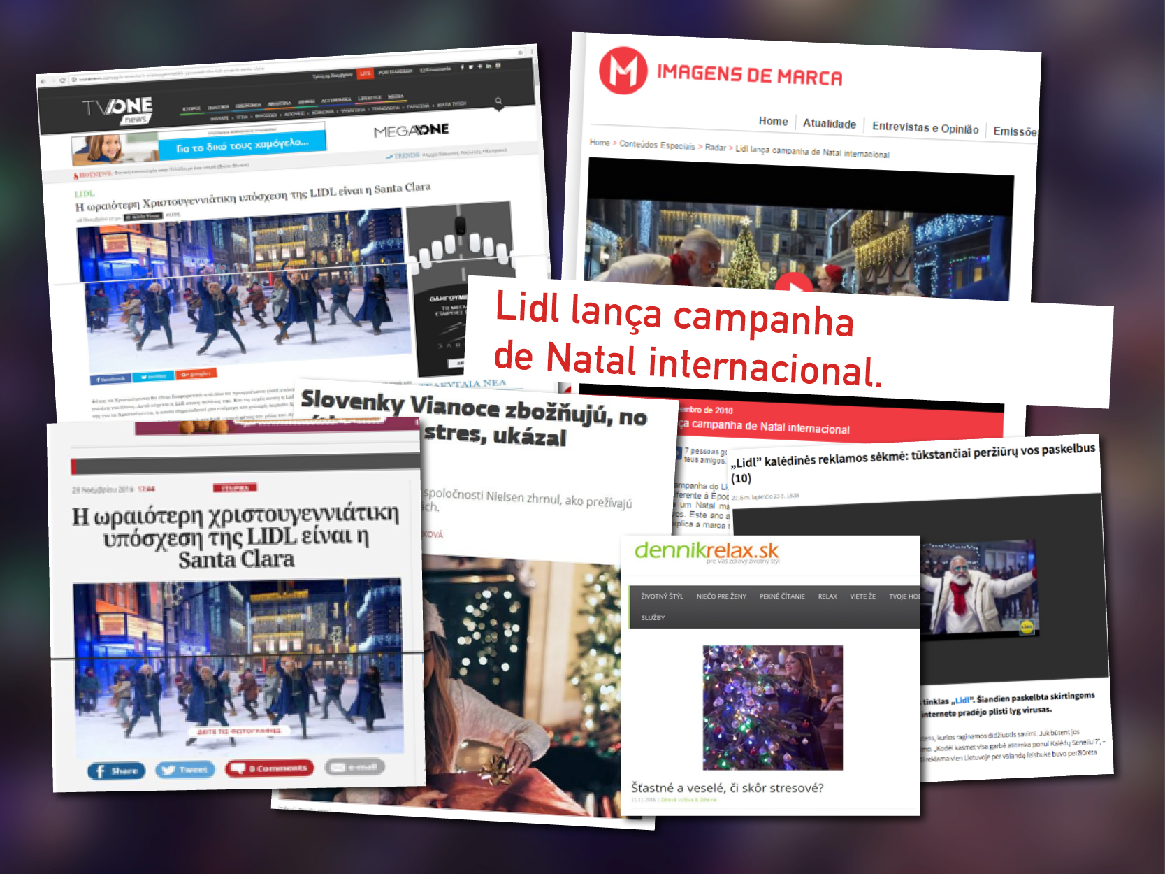 Thumbnail for #SANTACLARA Christmasfilm