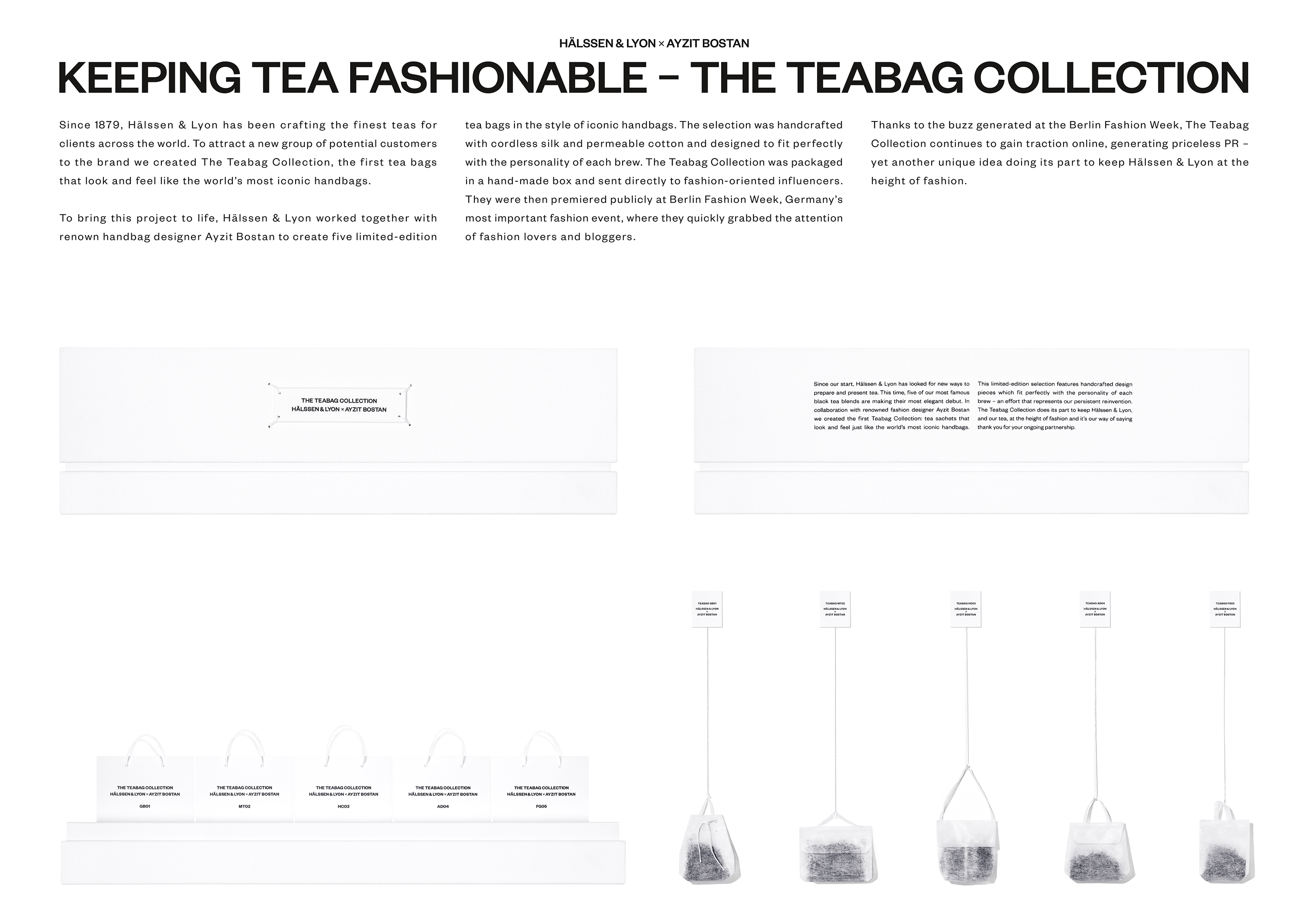 The Teabag Collection Thumbnail