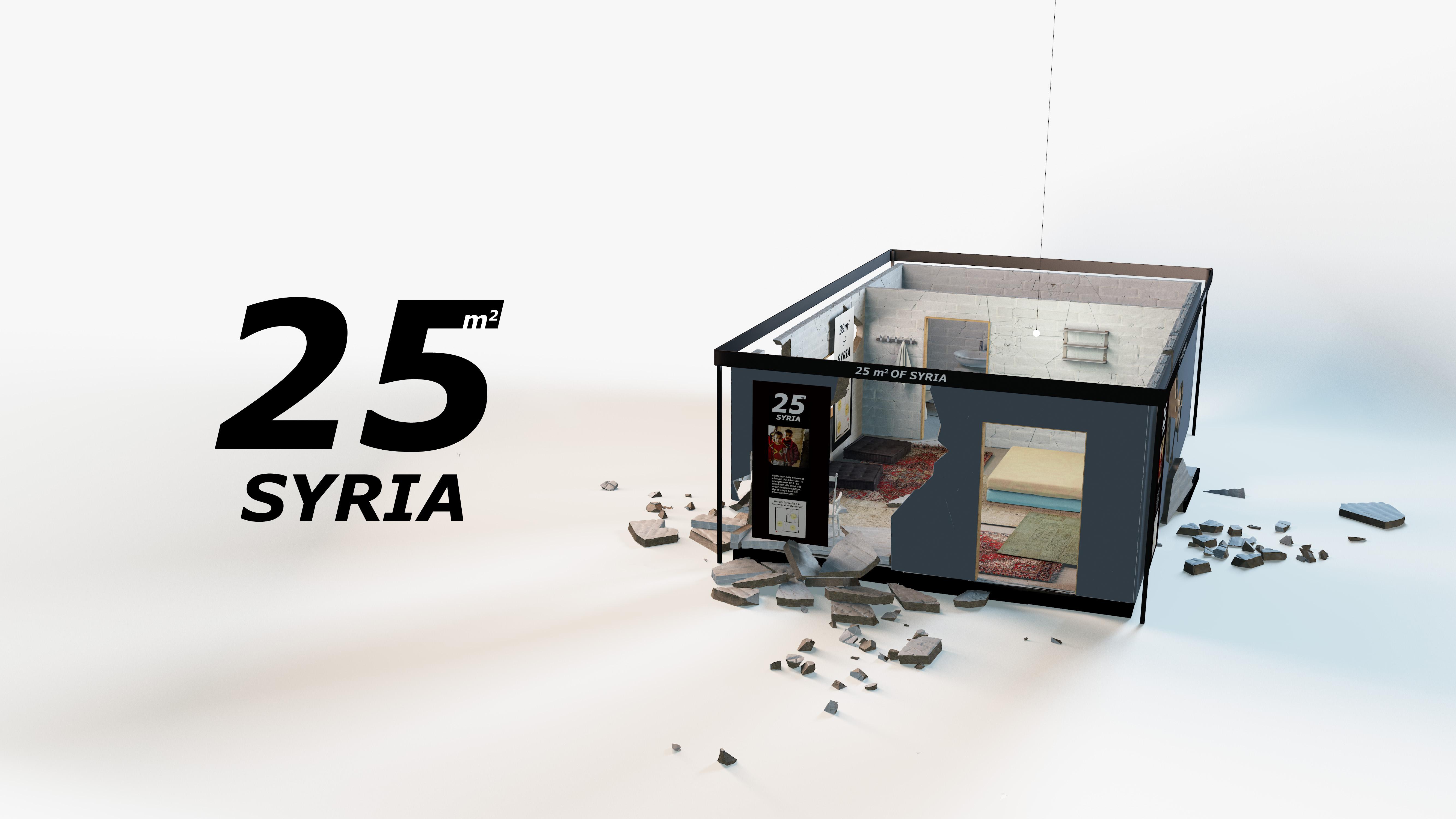 Thumbnail for 25m2 Syria