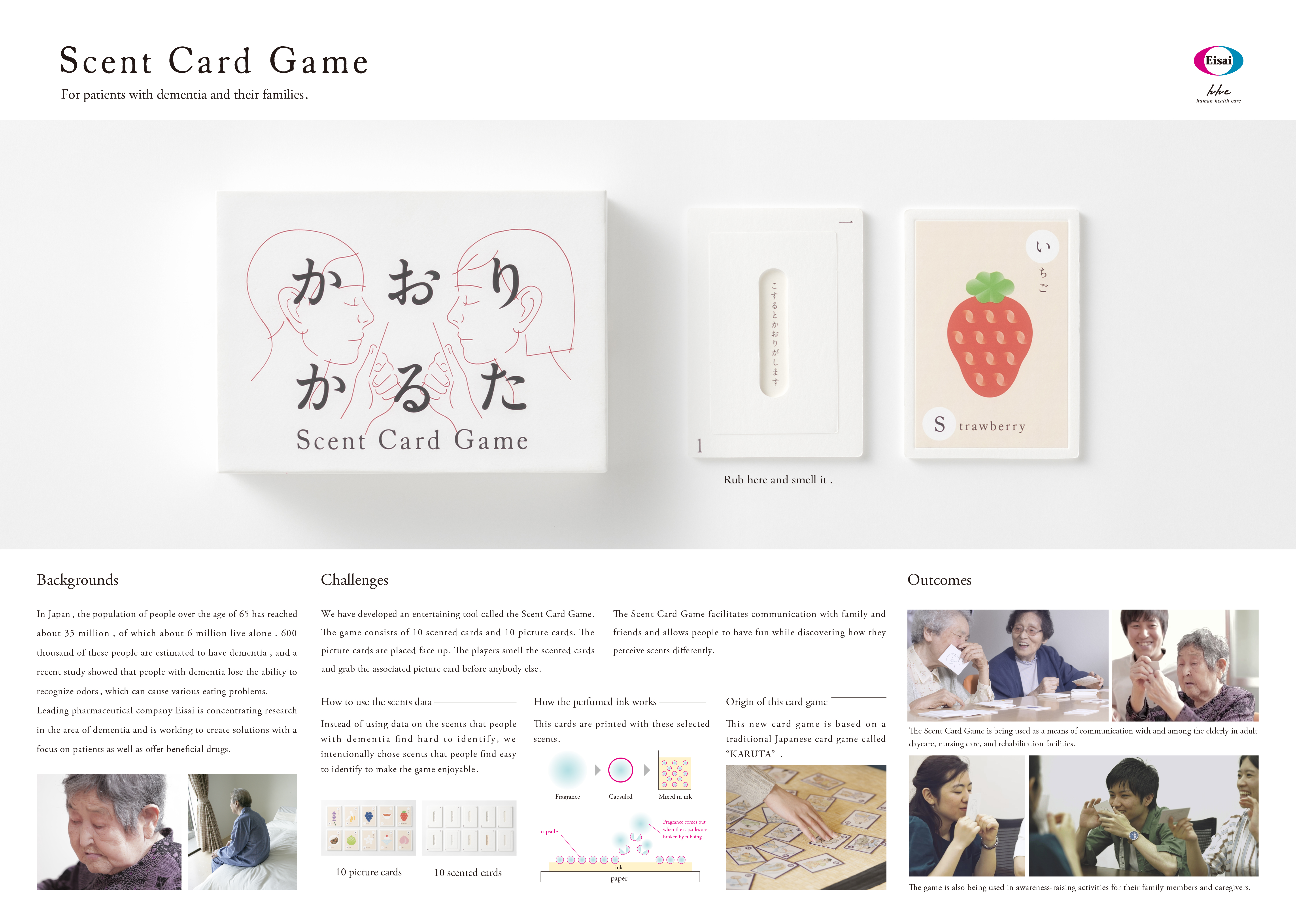 Thumbnail for Scent Card Game