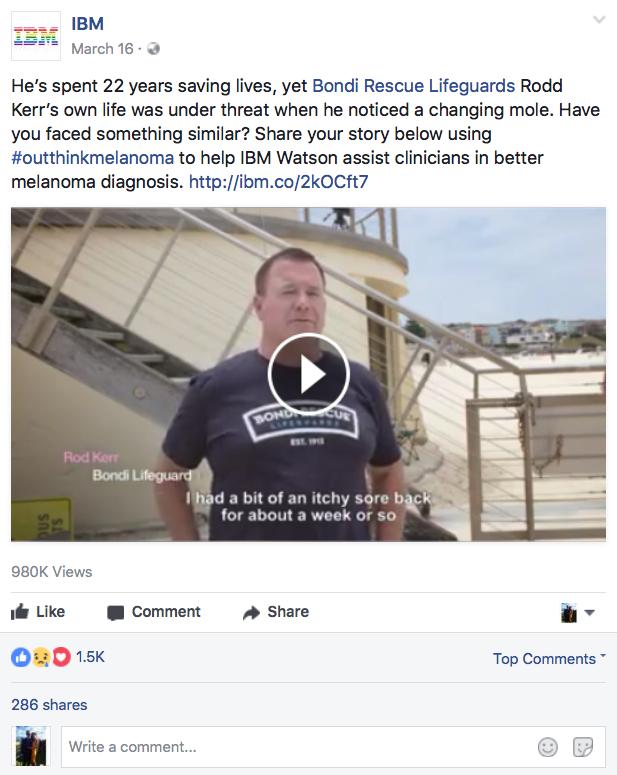 Thumbnail for outthink melanoma