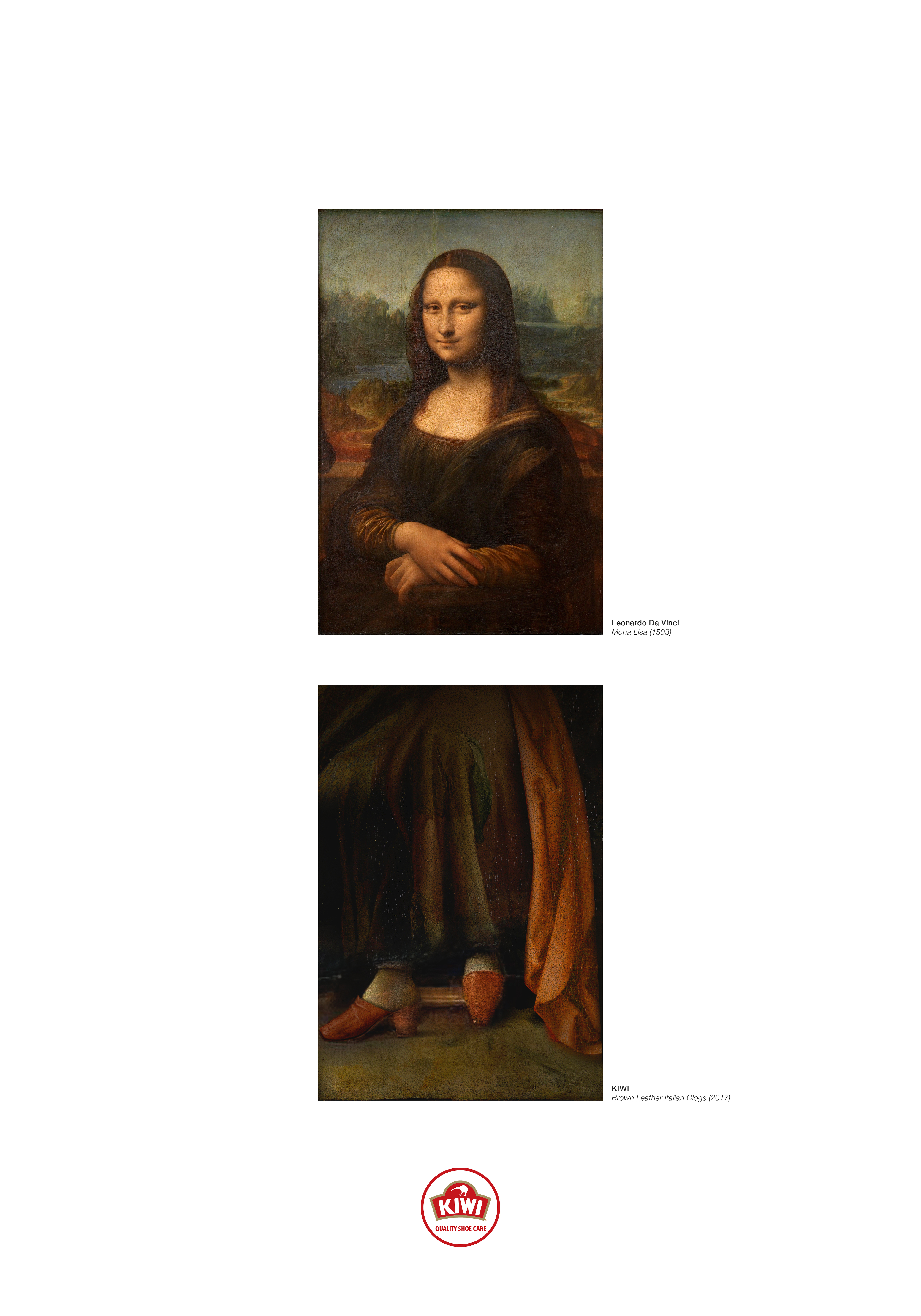 Portraits Completed Out of Home: Leonardo Thumbnail