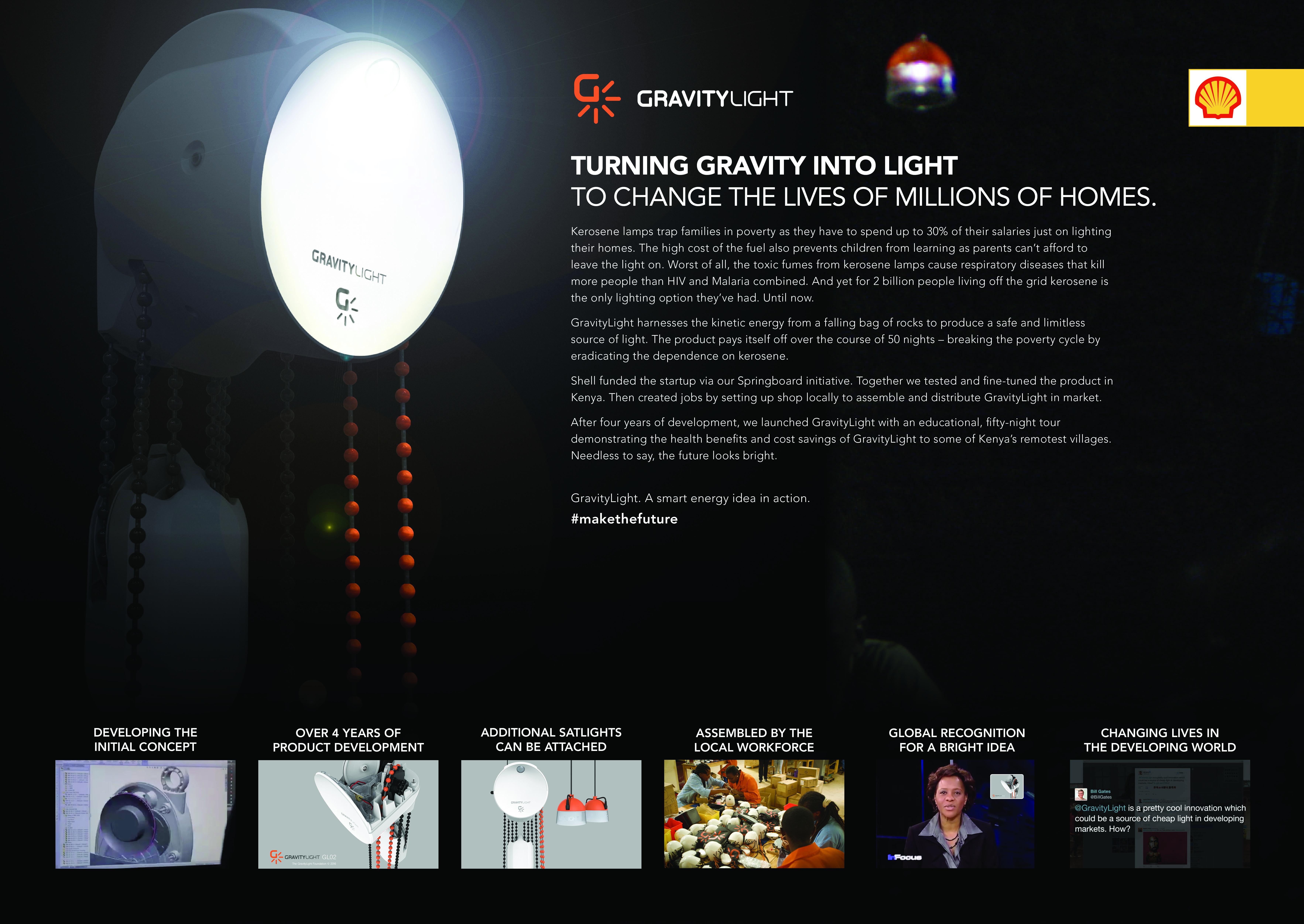 Thumbnail for Gravity Light