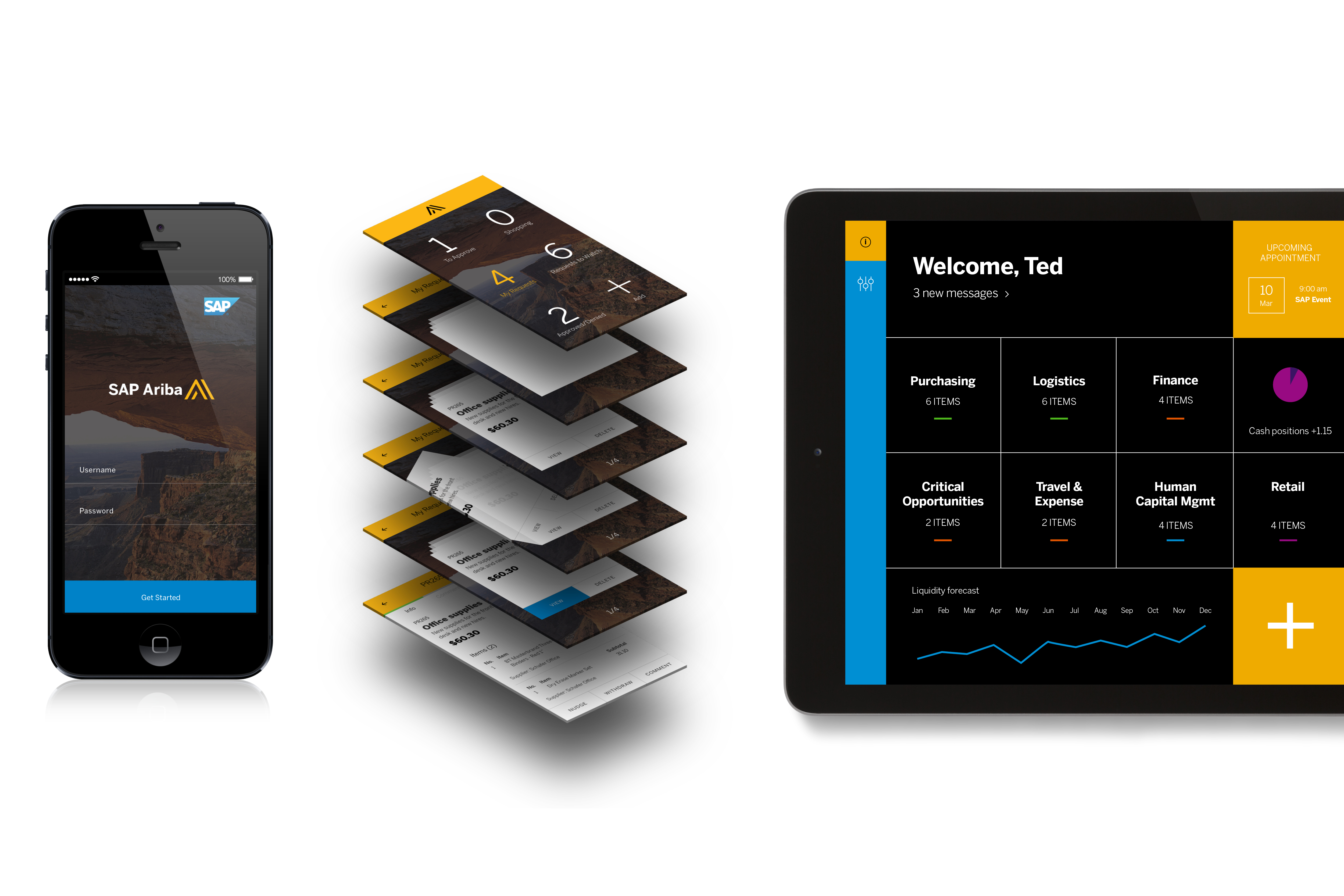 Thumbnail for SAP Identity and iconography redesign