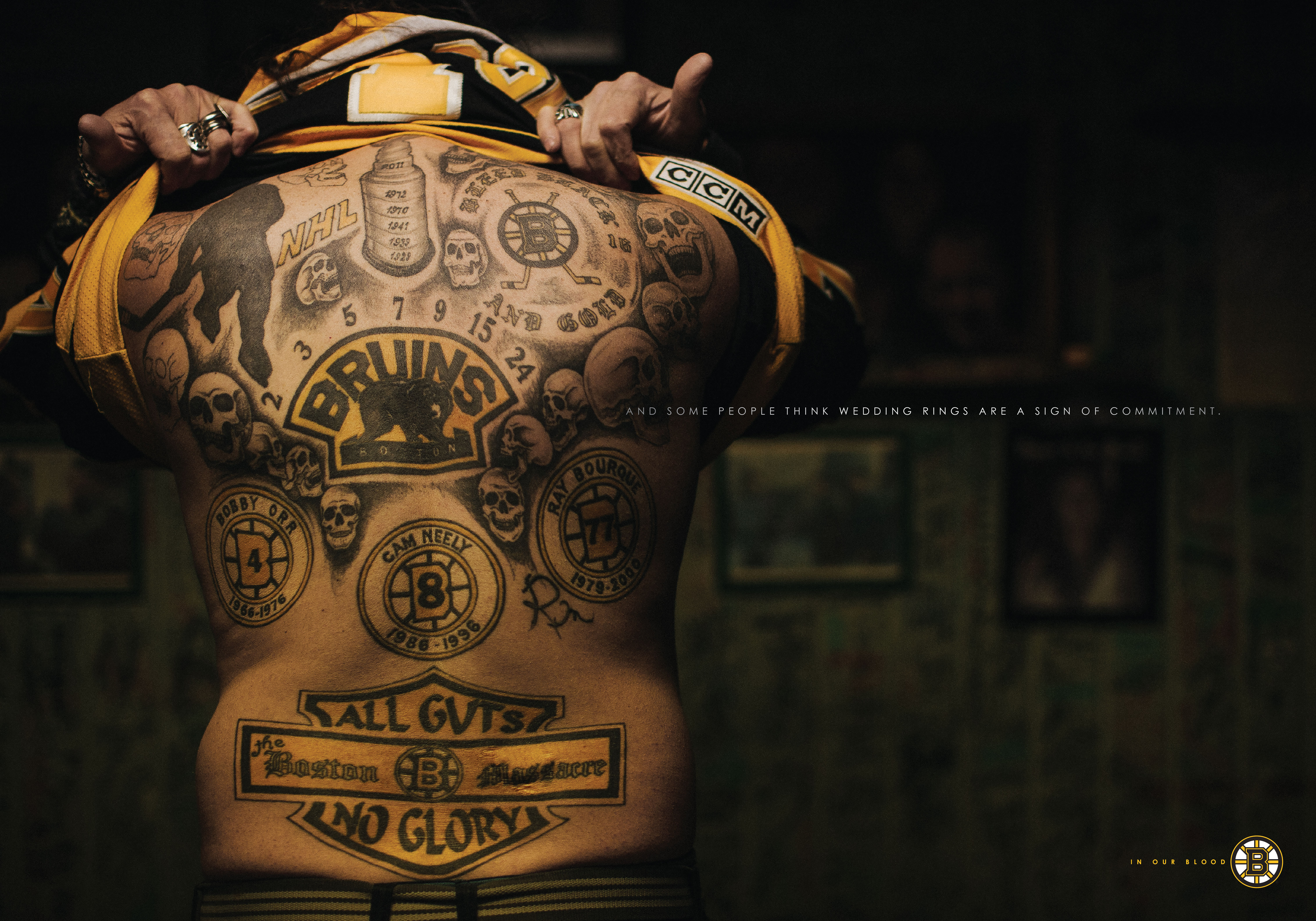 Boston Bruins - In Our Blood Thumbnail