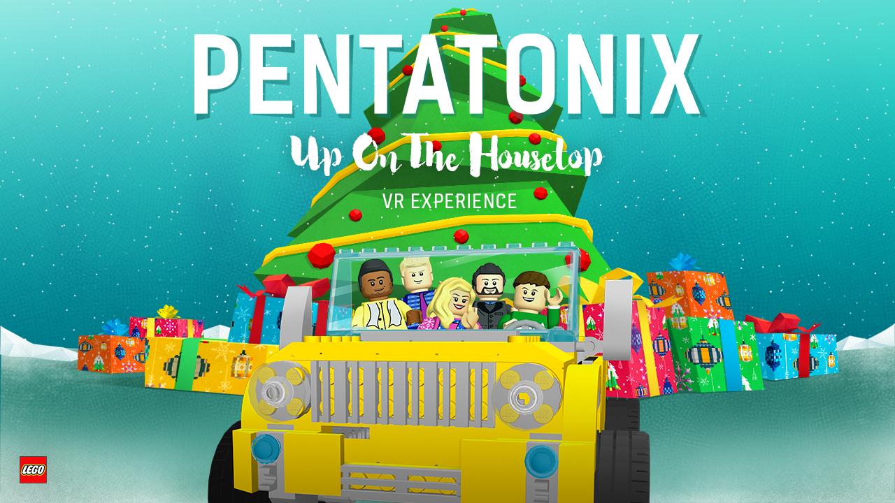 Pentatonix and Lego Integrated Campaign Thumbnail