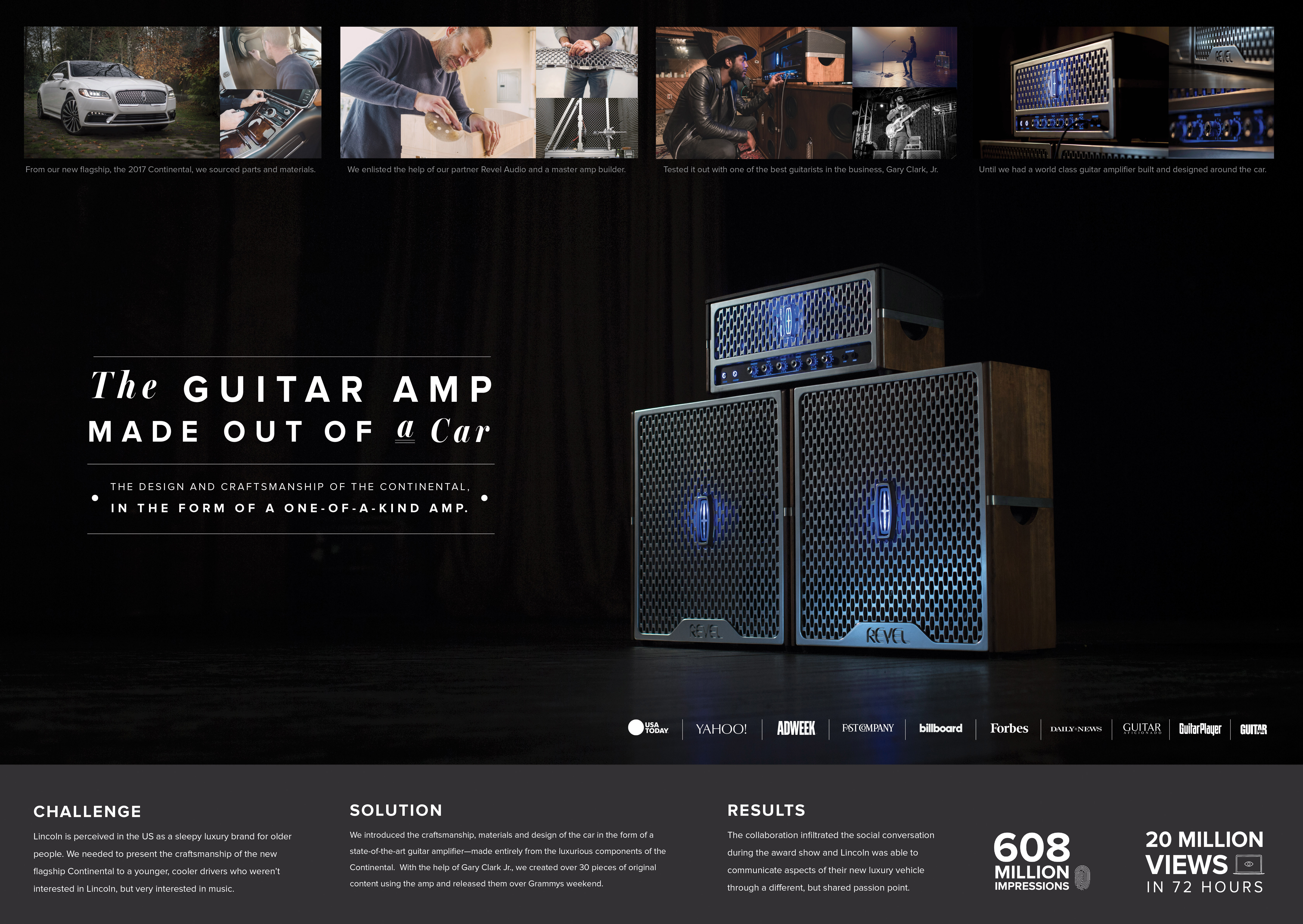 """""""The Guitar Amp Made Out of a Car"""" Thumbnail"""