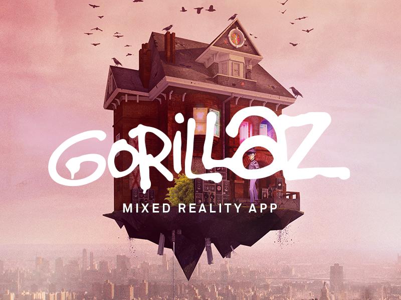 Thumbnail for Official Gorillaz App