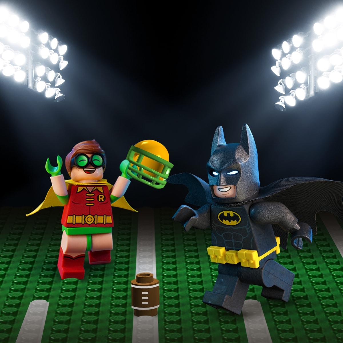 Thumbnail for The LEGO Batman Movie Social Campaign