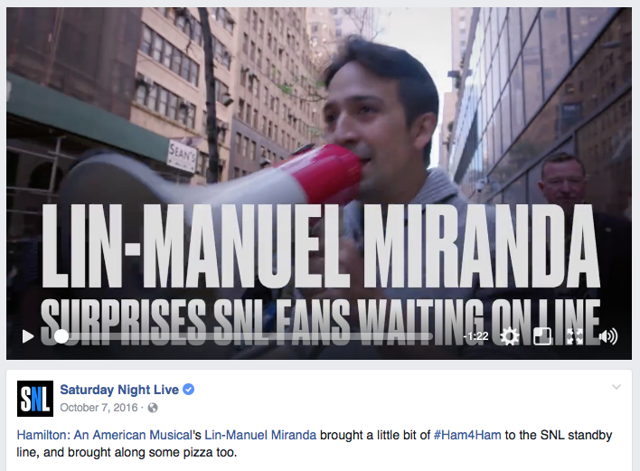 Thumbnail for Saturday Night Live Multiplatform Experience