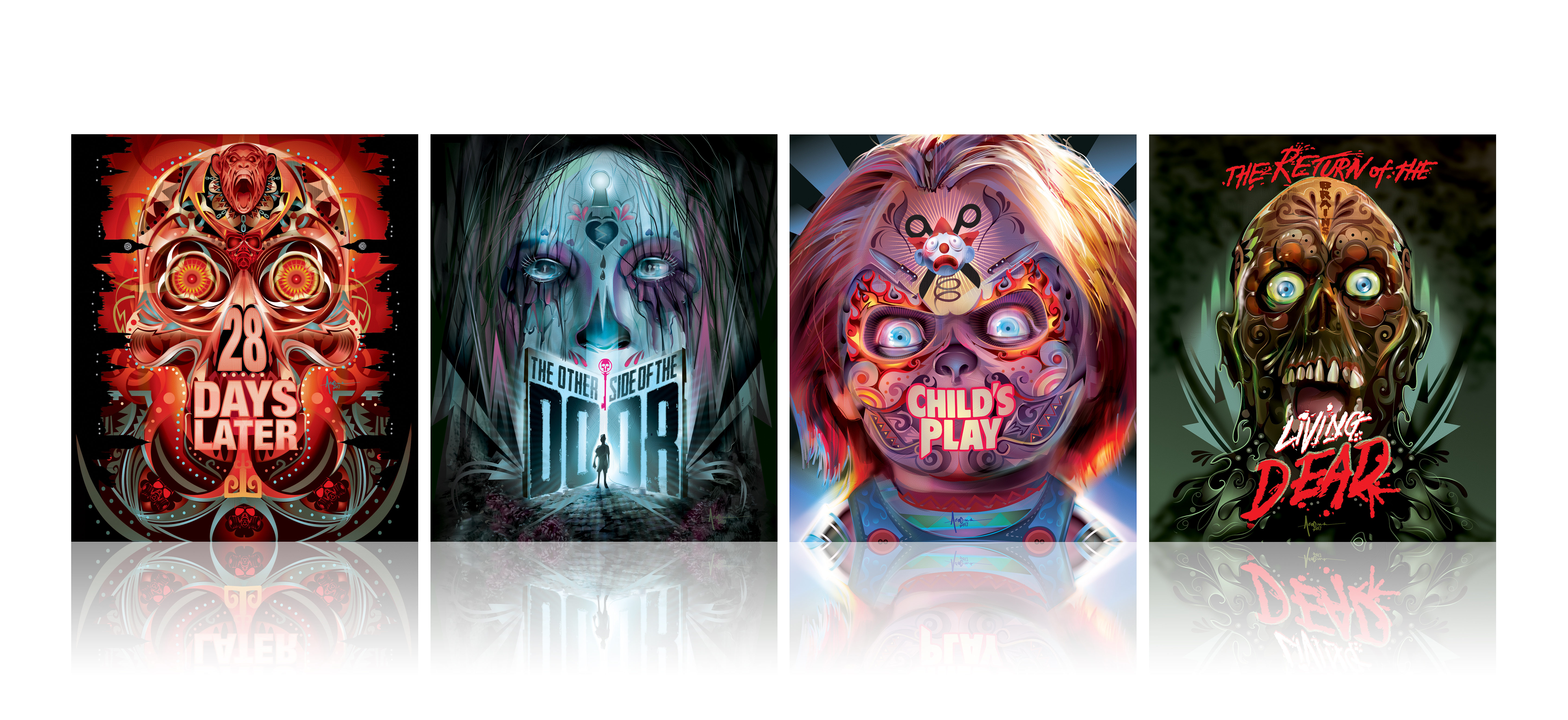 Thumbnail for Special Edition Halloween Faceplates