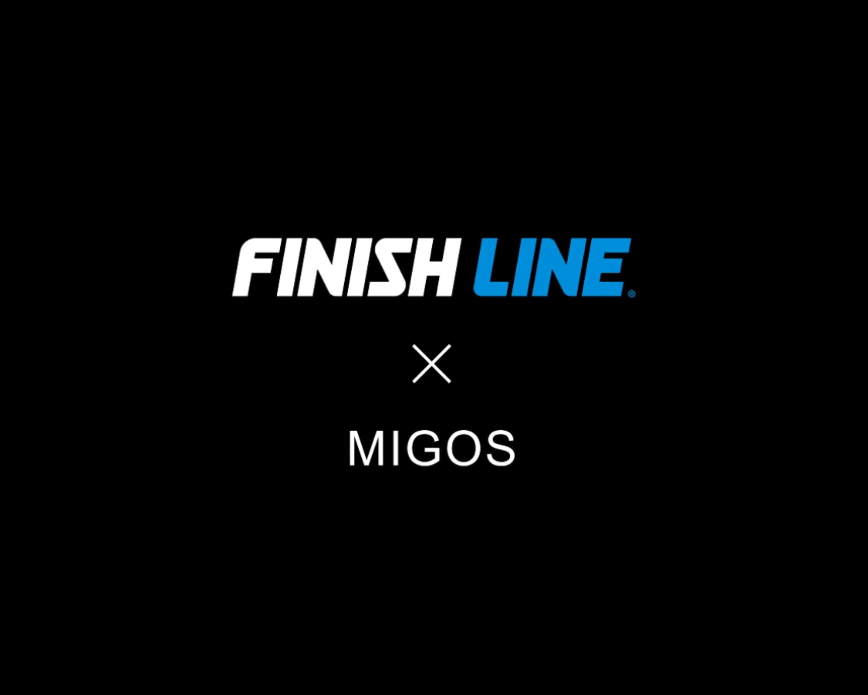Migos x Finish Line Thumbnail
