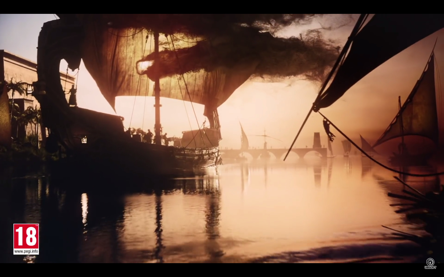 Ubisoft Assassin's Creed - Origins From Sand Thumbnail