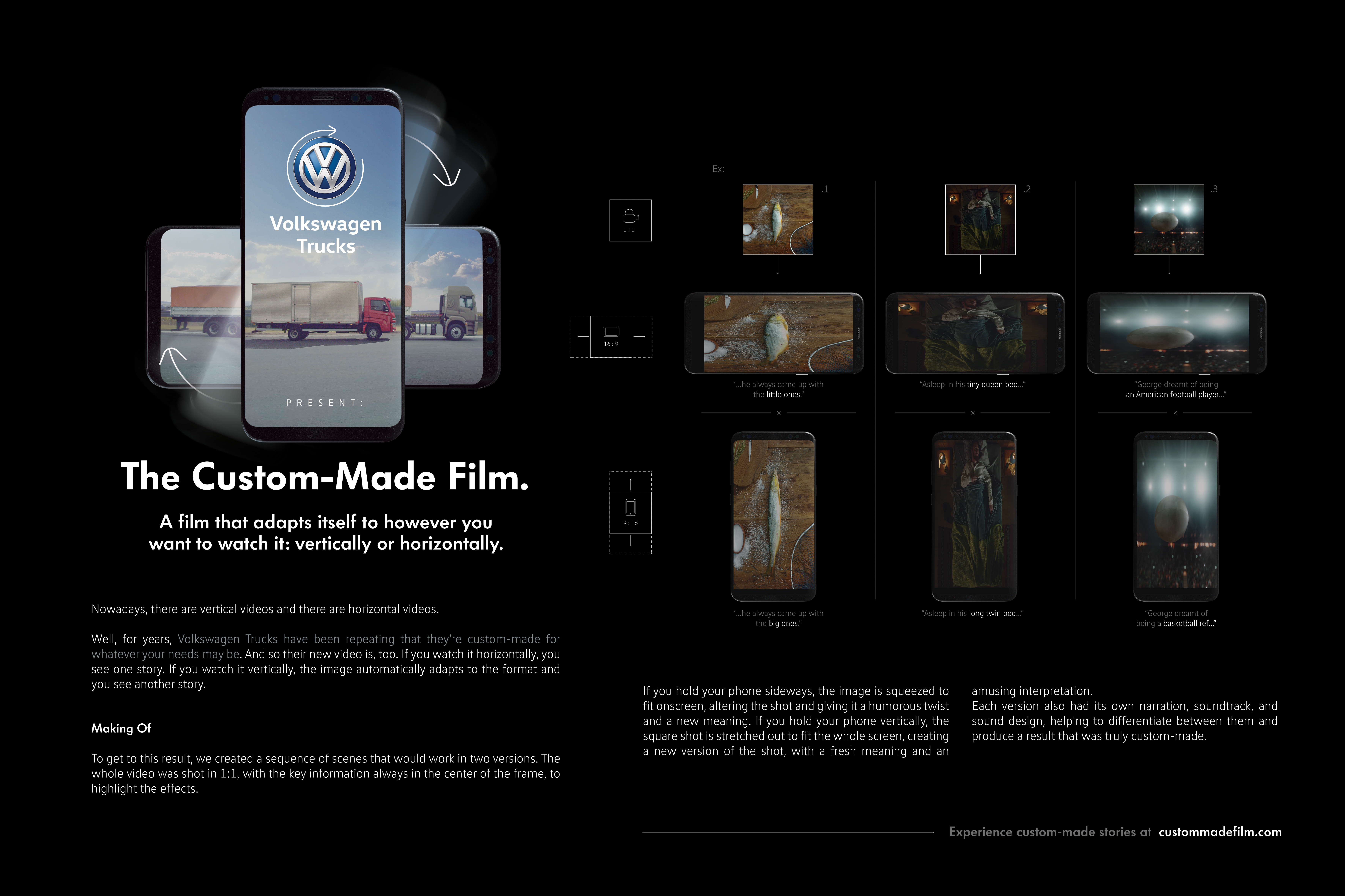 The custom-made film Thumbnail