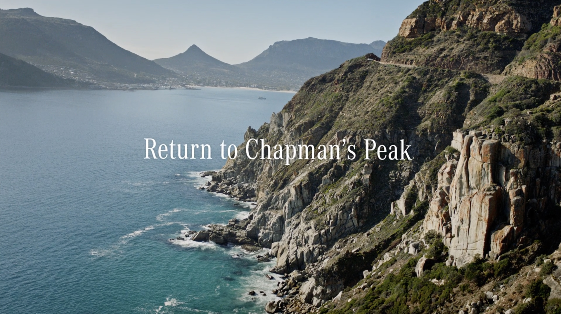 Return to Chapman's Peak Thumbnail