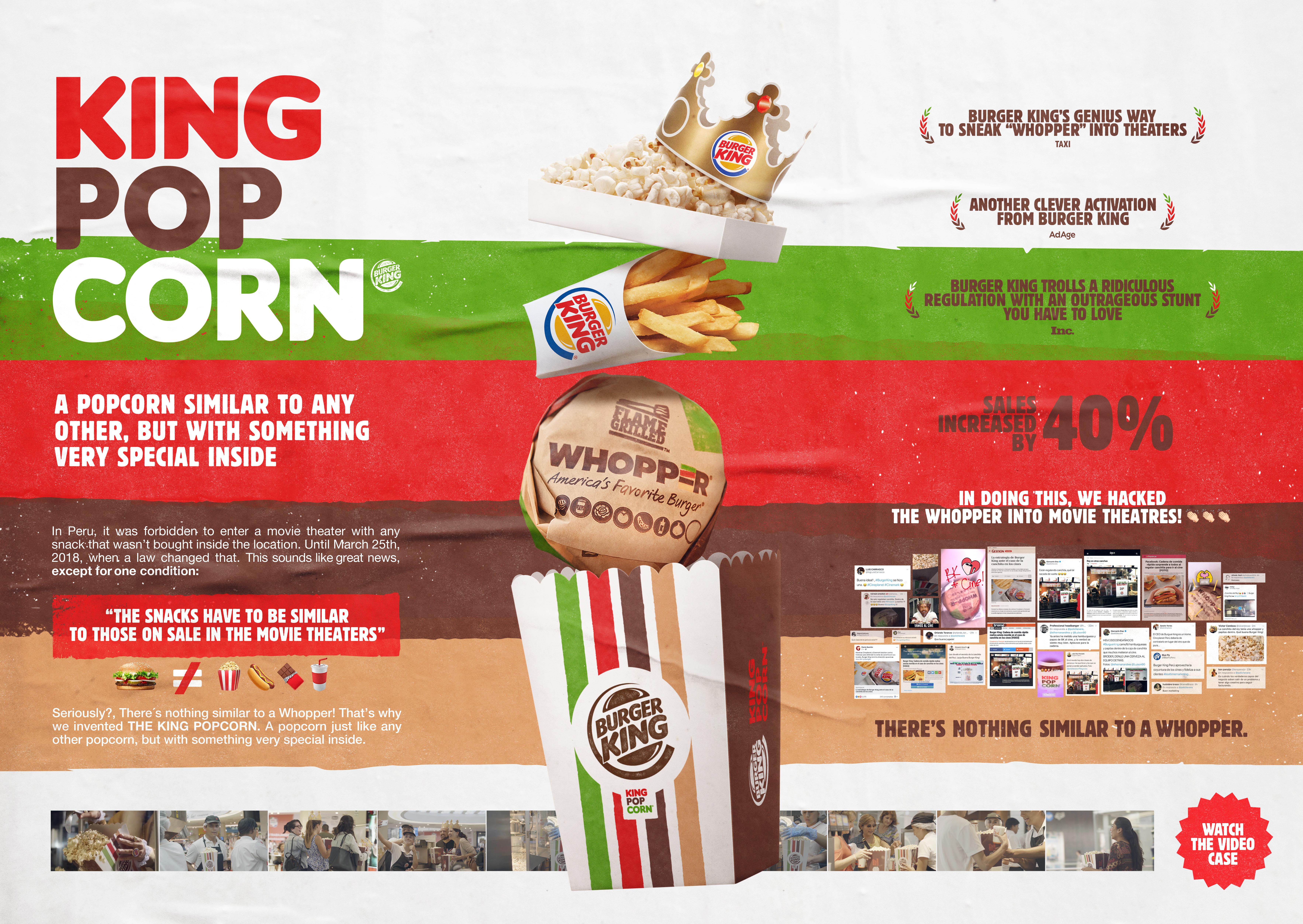 King Popcorn Thumbnail