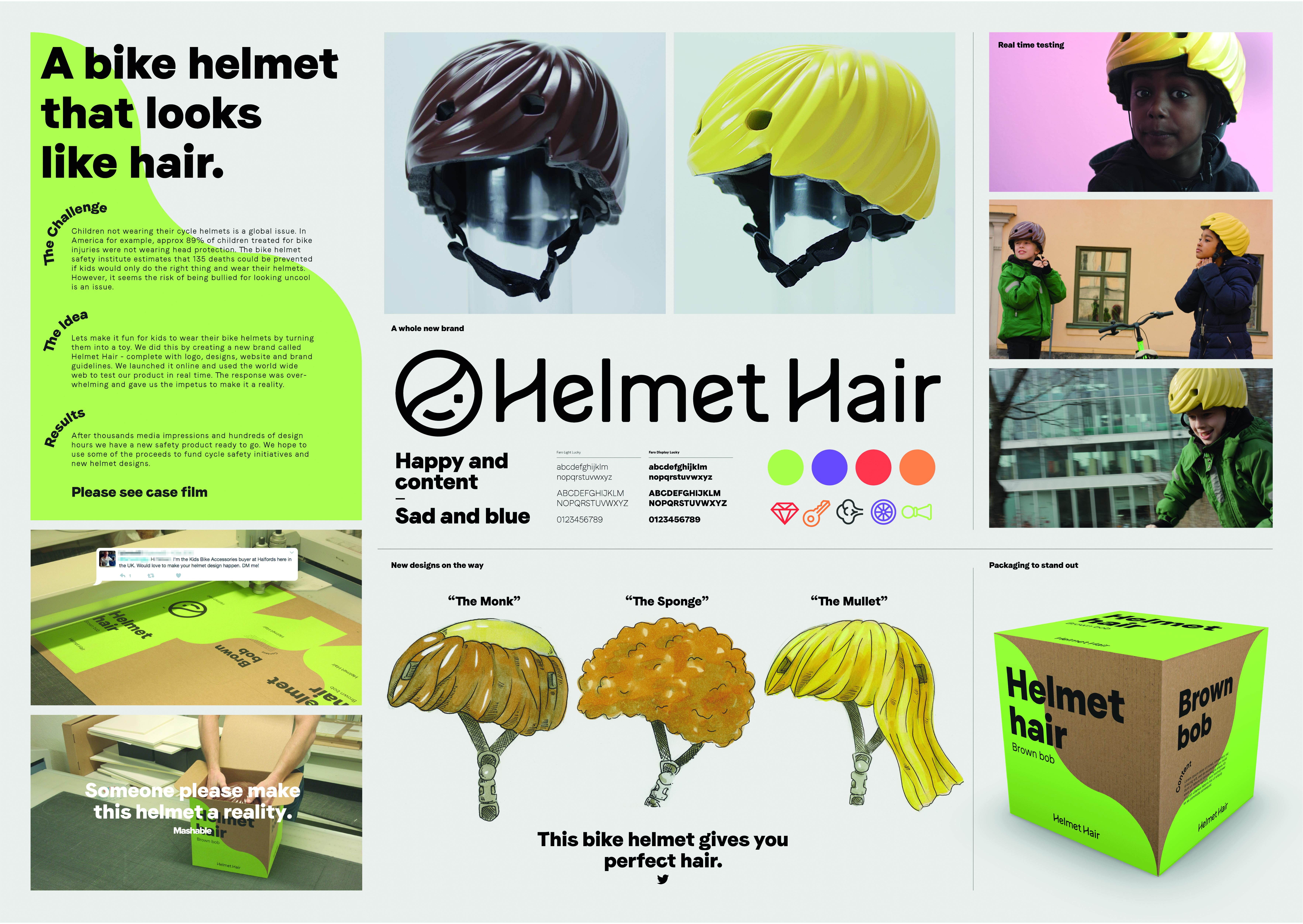 Helmet Hair Thumbnail