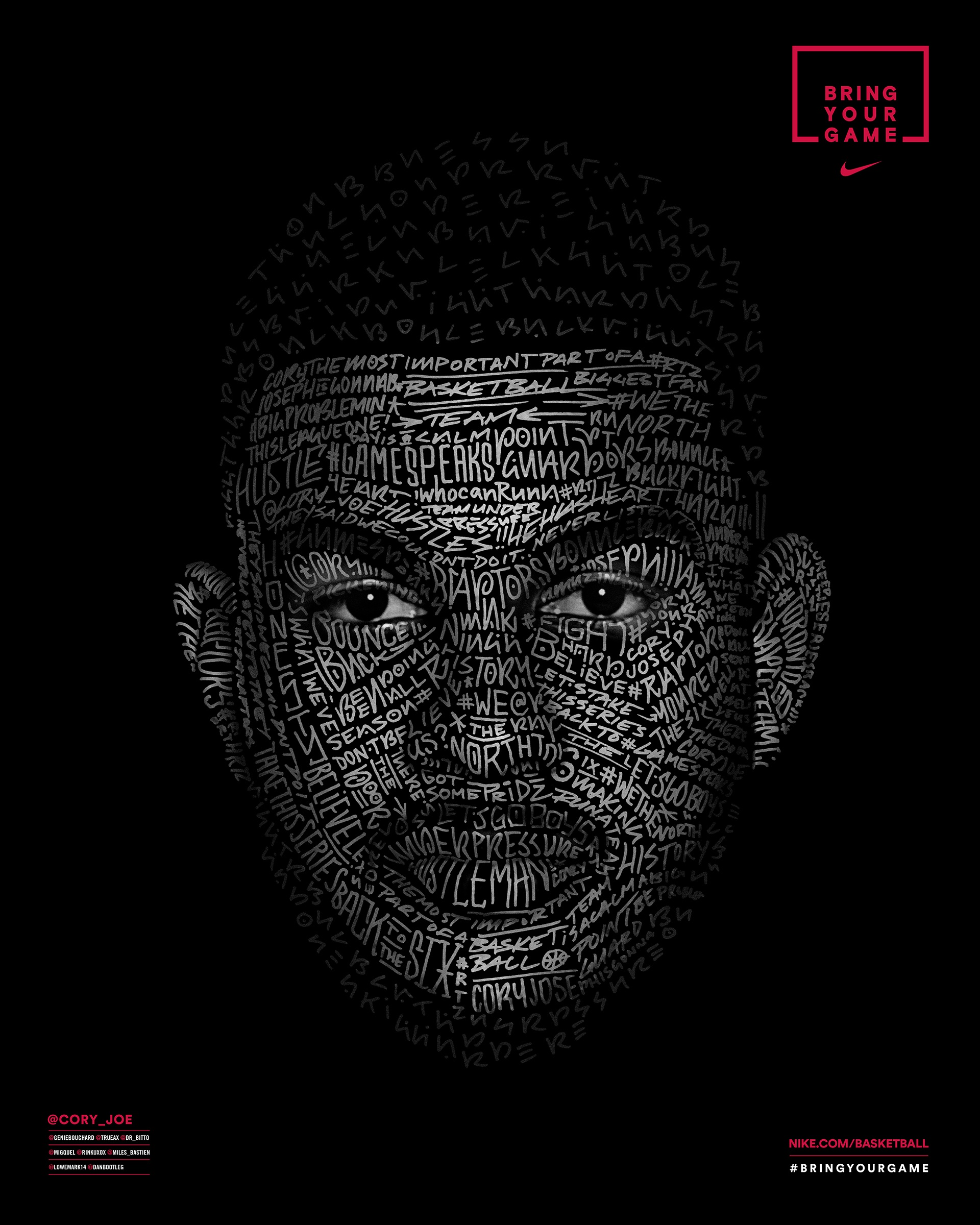 Thumbnail for Nike Face of the Fans