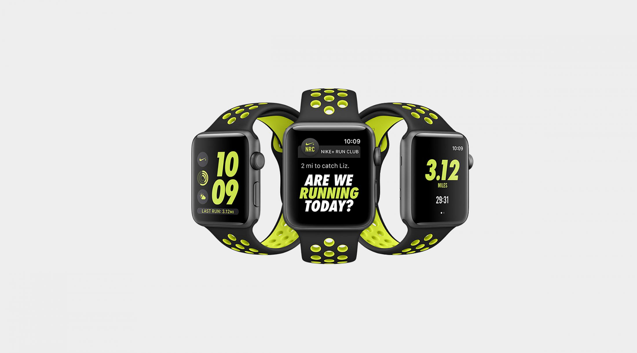 Thumbnail for Apple Watch Nike+