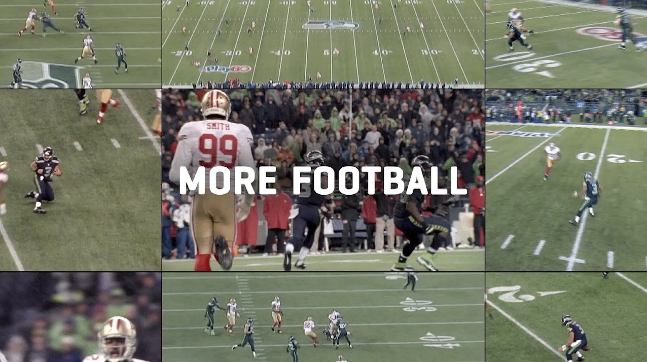 Thumbnail for More Football: Coaches Film