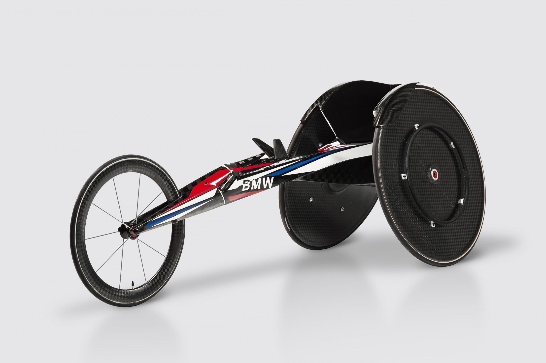 Thumbnail for BMW Racing Wheelchair